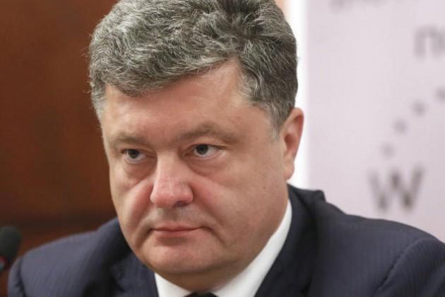 Петр Порошенко обещает вернуть Донбасс в течение года
