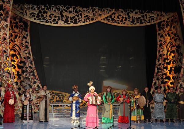 В Астане прошел музыкальный фестиваль Астана-Арқау