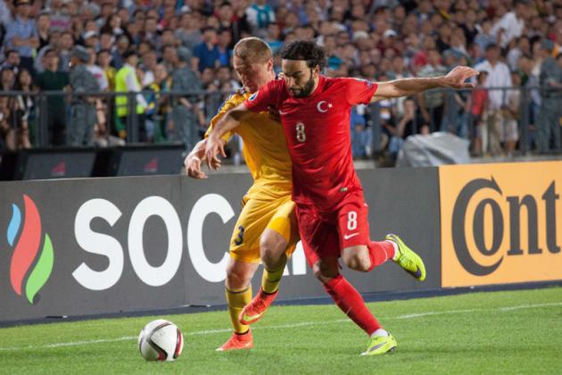 Сборная Казахстана по футболу сыграет с Азербайджаном