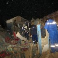 ВШымкенте обрушился многоквартирный дом