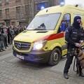 Атака на Брюссель: Взрывы в метро