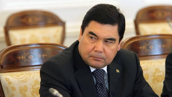 Президент Туркменистана прибыл в Казахстан