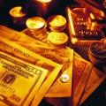 Инвесторы начали распродавать золото
