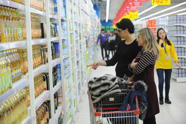 Потребительские цены продолжают расти
