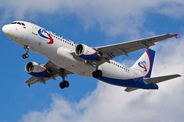 «Уральские авиалинии» начнут летать вАстану иАлматы