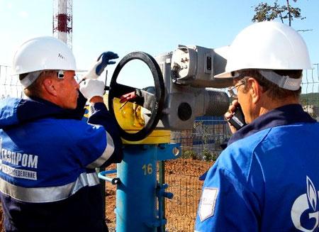 На 15 млрд. евро упала прибыль Газпрома