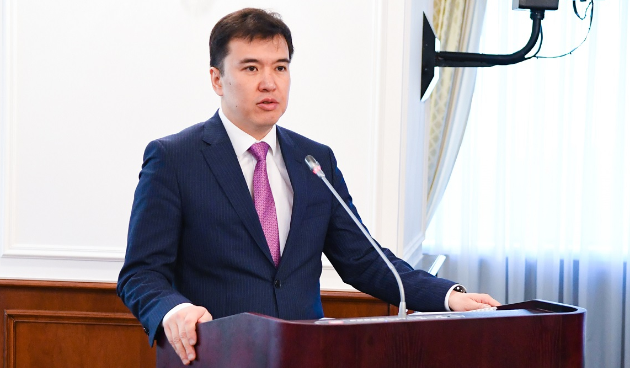 Руслан Даленов: С начала года ВВП Казахстана вырос на 4%