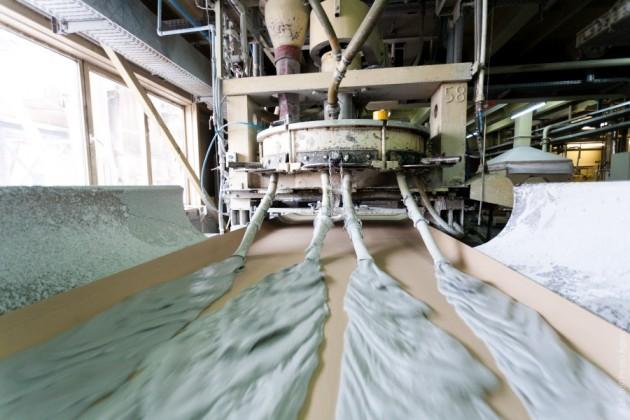 В РК инвестируют в завод по производству гипса