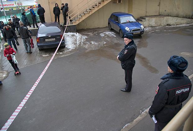 ВПетербурге обезврежена бомба вжилом доме