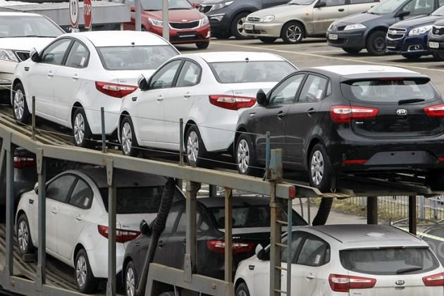 Продажи авто в Казахстане достигли нового минимума