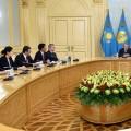 Президент провел встречу с прокурорами стран СНГ