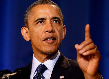 Обама разрешил поставлять оружие в Сирию