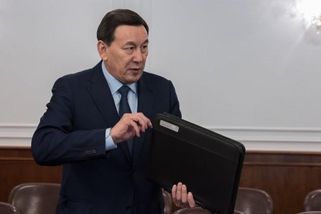 Почему сменили Калмуханбета Касымова?