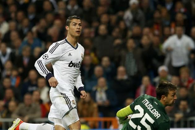Уверенная победа «Реала» и ничья в Малаге