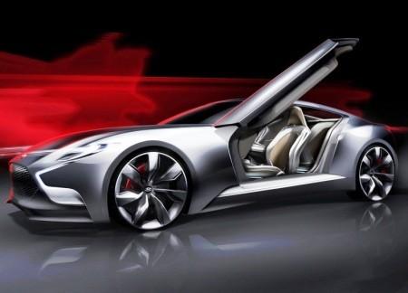 Hyundai показал предвестника купе Genesis