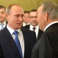 Лидеры России и Казахстана обсудили итоги работы ЕАЭС