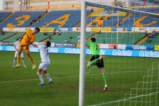 Стартовал чемпионат Казахстана по футболу