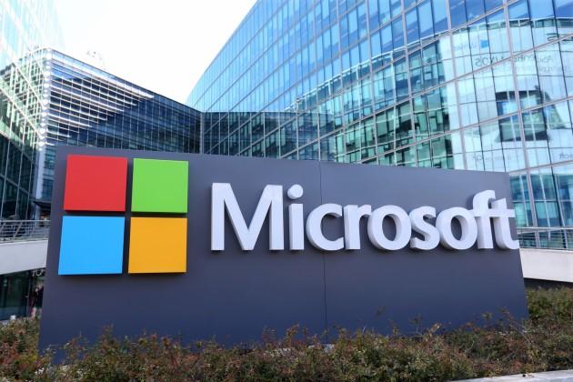 Выручка Microsoft превзошла ожидания аналитиков