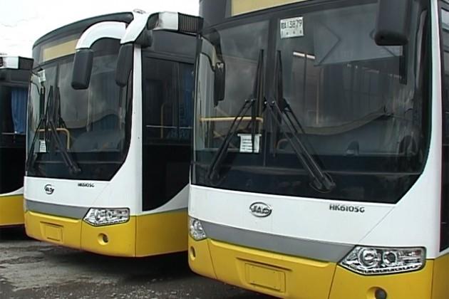 Перевозчикам создадут условия для обновления автобусного парка