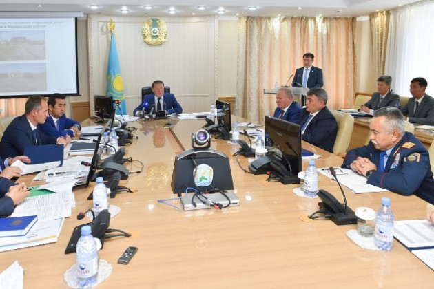 ВСеверо-Казахстанской области произведены кадровые перестановки