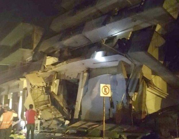 Число погибших землетрясения вМексике достигло 95