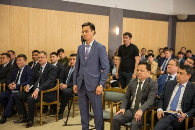 Асет Оразгалиев получил должность в акимате Атырауской области