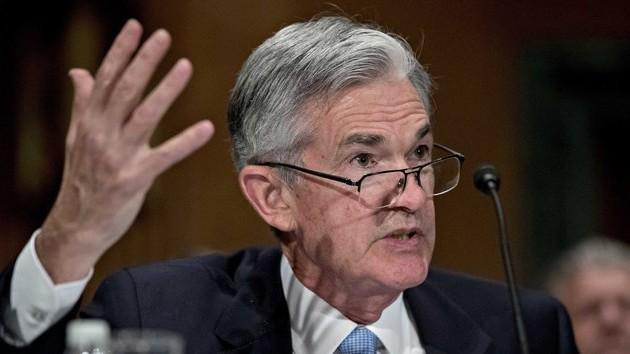 ФРС оставила ставки на уровне 2,25–2,5%