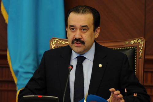 Правительство Казахстана сложило полномочия