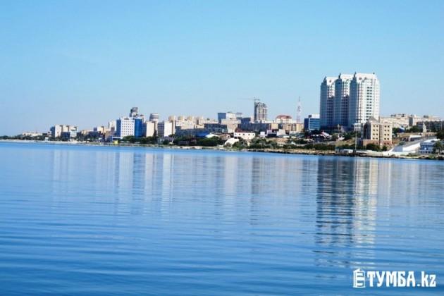ВАктау построят 35-этажный жилой комплекс