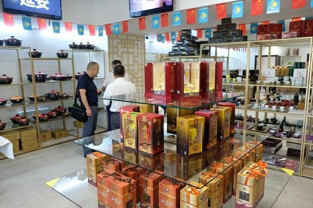 Товарооборот между Алматы иКитаем увеличился на50%