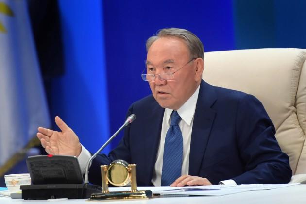 Президент призвал молодежь Казахстана постоянно развиваться