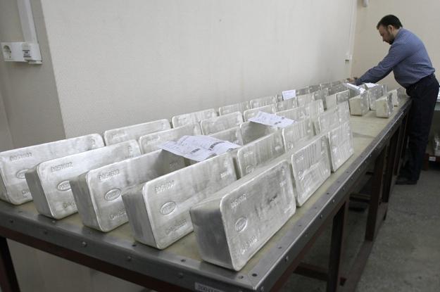 Казахстан сократил поставки серебра навнешние рынки