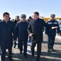 Женис Касымбек посетил Северо-Казахстанскую область