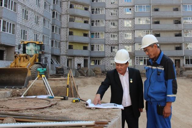 Названы «Почетные строители» Республики Казахстан