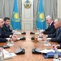 Нурсултан Назарбаев получил статус от Тюркского совета