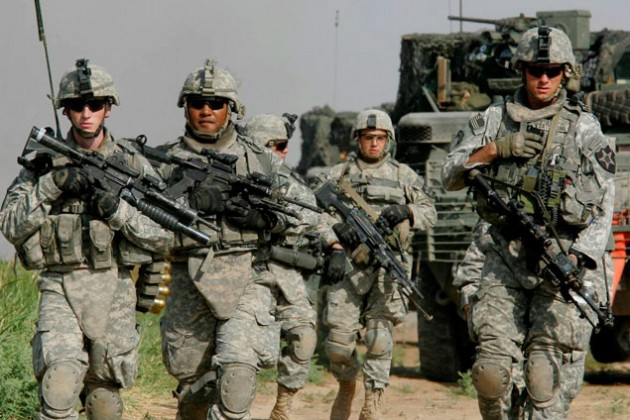 США могут направить войска в Польшу и Эстонию