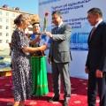 ВТуркестане ключи отновых квартир получили 480семей