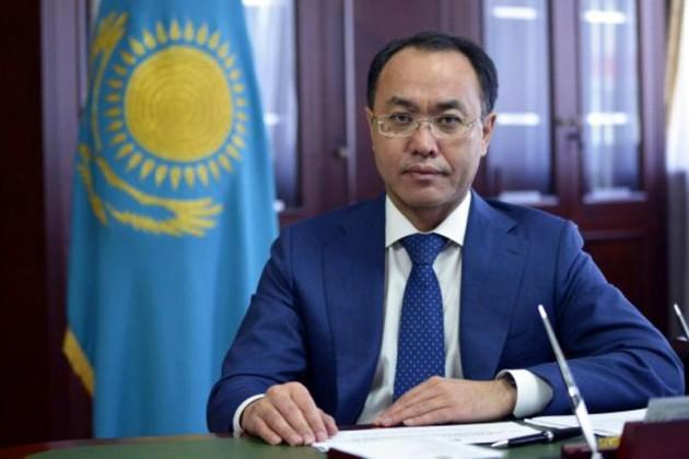 Кайрат Кожамжаров приступил к обязанностям сенатора