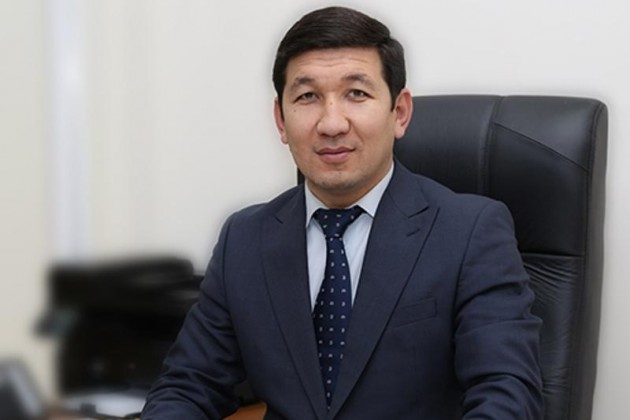 Жанболат Мелдешов временно отстранен отисполнения обязанностей