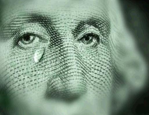 Доллар стремительно теряет позиции