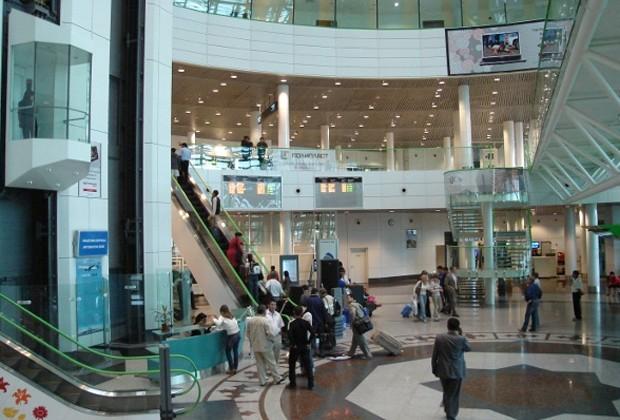 Новый терминал аэропорта Астаны откроют вначале июня