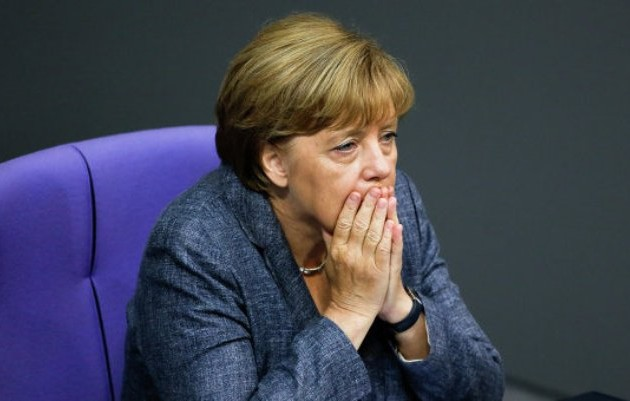 Переговоры посозданию правящей коалиции вГермании провалились