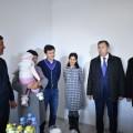 ВЮКО впреддверии Дня Первого Президента ввели вэксплуатацию жилой комплекс «Астана»