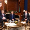 Первому Президенту презентовали план развития столицы