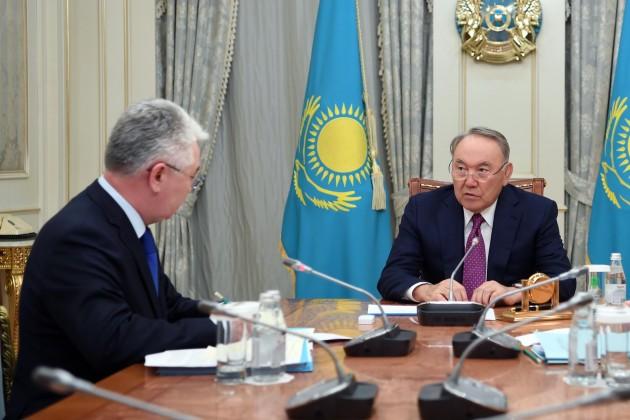 Нурсултан Назарбаев: Сейчас главное – неизменность внешнеполитического курса