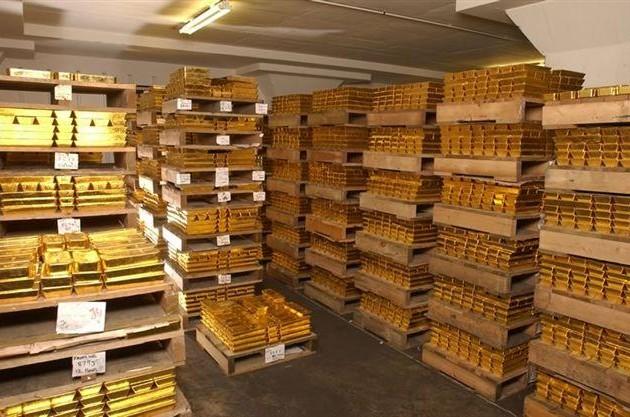 Мировое потребление золота в 2014 году вырастет на 2,7%