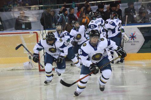 Казахстанские хоккеистки уступили сборной Нидерландов