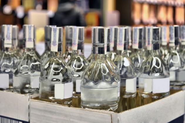 Повышены минимальные розничные цены накрепкий алкоголь
