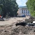 Бауыржан Байбек проверил реконструкцию пешеходных улиц