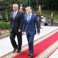 В Астану приехали премьер-министры 4 стран